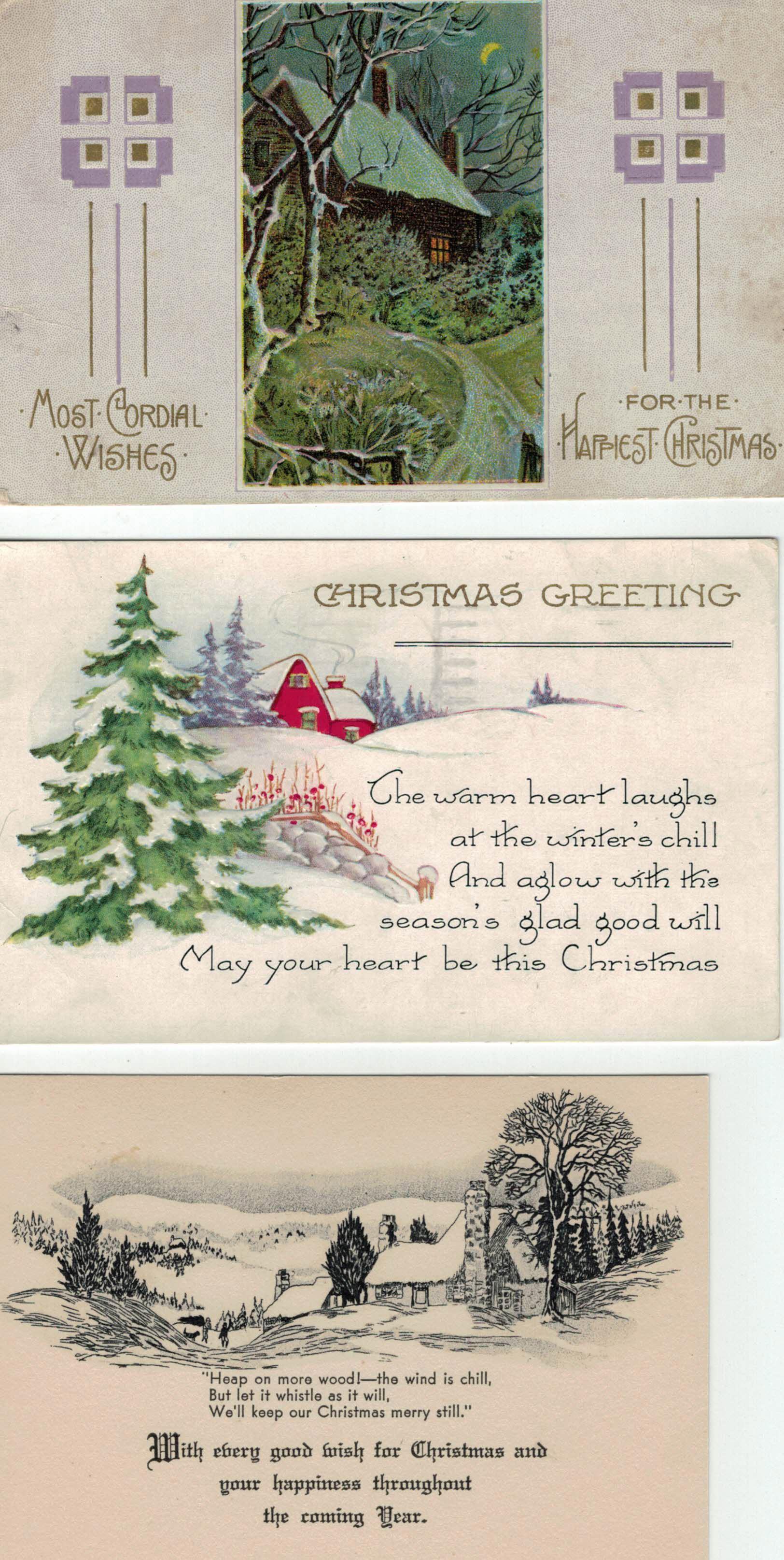 Greetings Of The Season Btehs